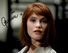 Gemma Arterton Autograph Signed Photo - James Bond